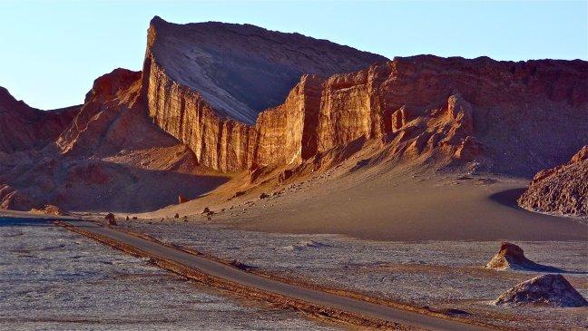 Arena in Atacama