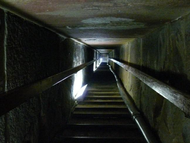 Weg van de Farao