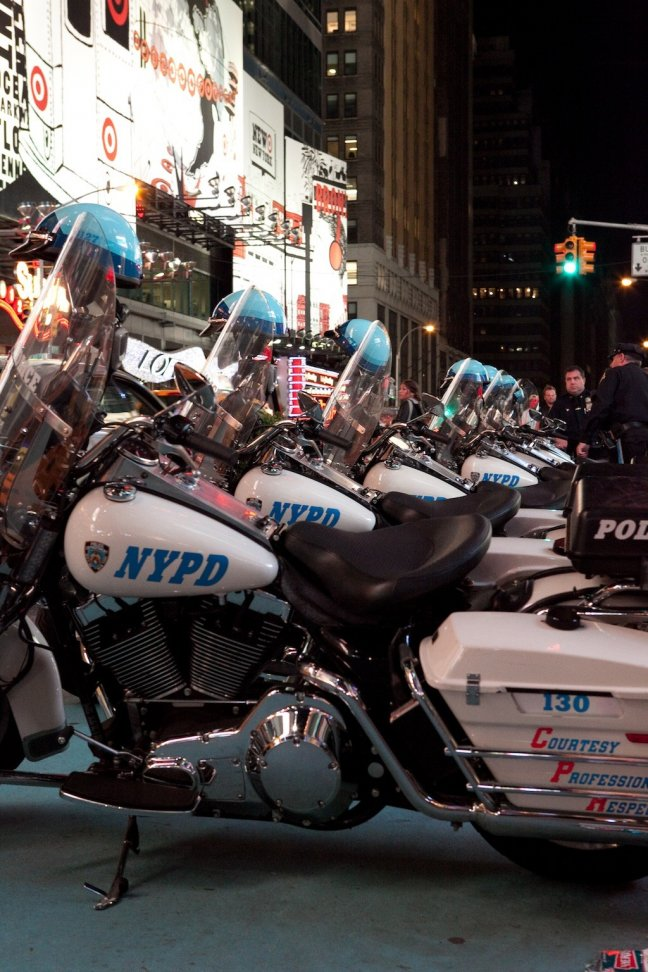 New York Police Department (NYPD) @ Time Square