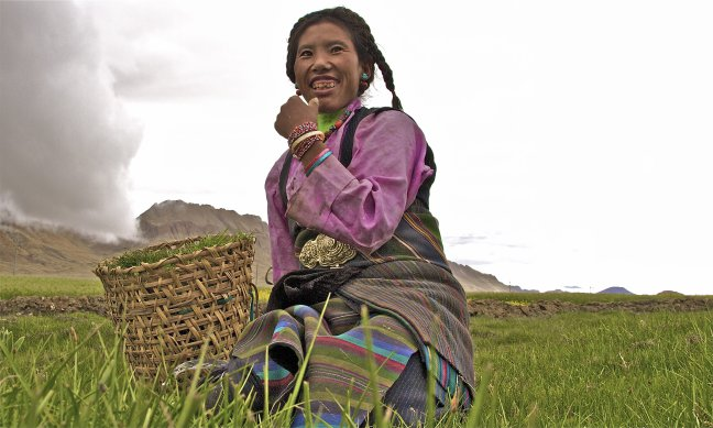 Gegiechel in Tibet