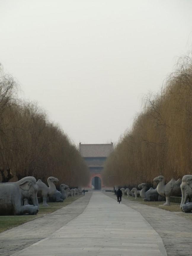 Ming Graven bij Beijing