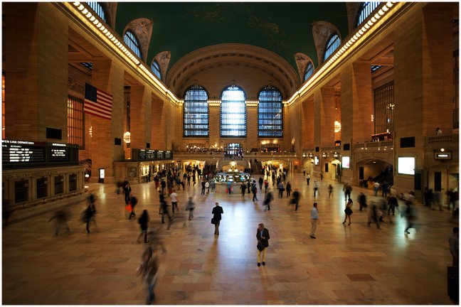 Central Station NYC