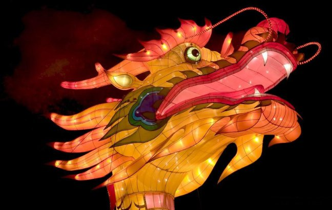 China festival of light
