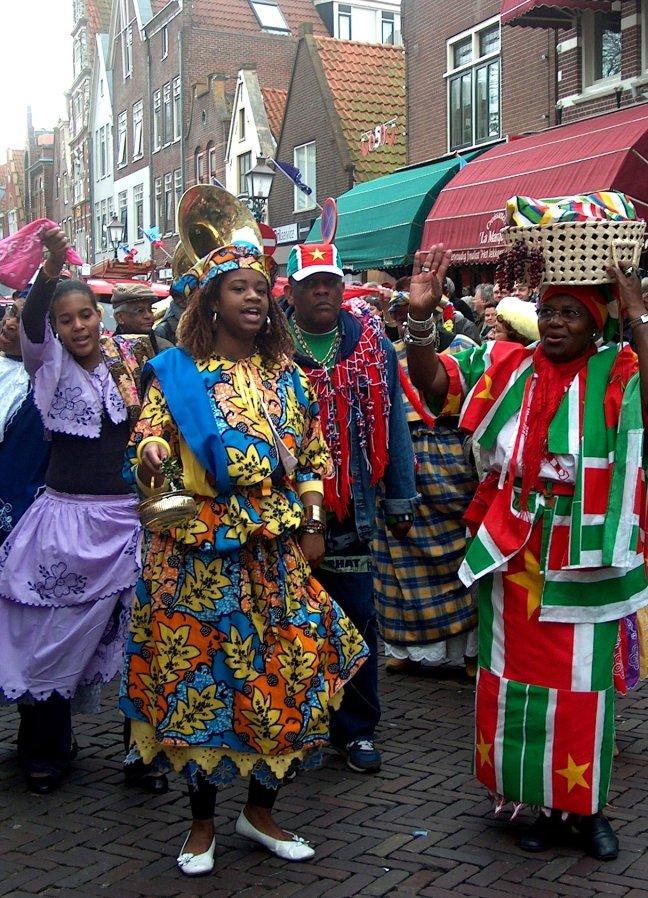 feest in Hoorn