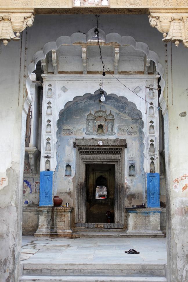 Doorkijkje in Shekavati