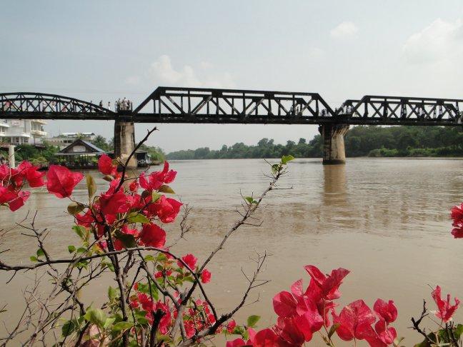 Bridge over River Khwae