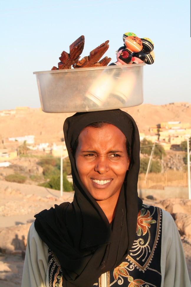 Nubische balanceer act