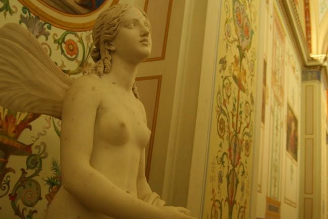 beeldengalerij hermitage