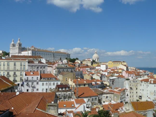 Skyline Lisboa