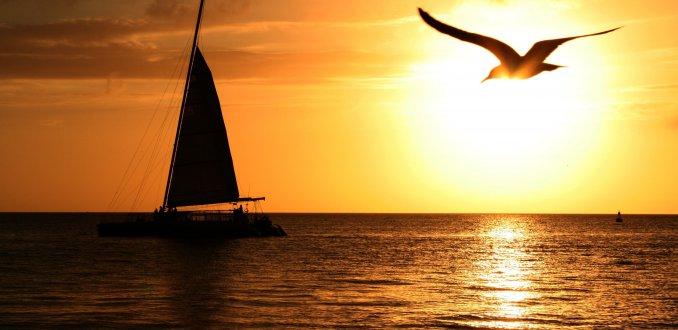Sunset @ Key West, Florida