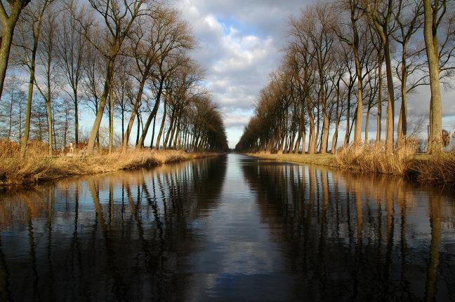 Vaart Brugge - Sluis