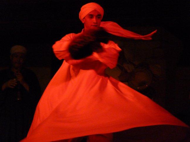 Soefi-danser, Caïro