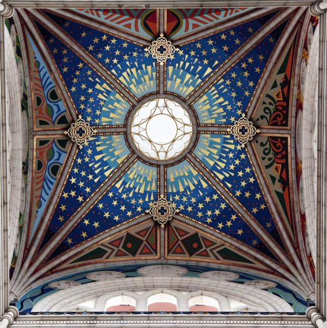 Koepel van de Catedral de la Almudena