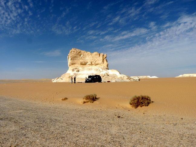 Witte Woestijn