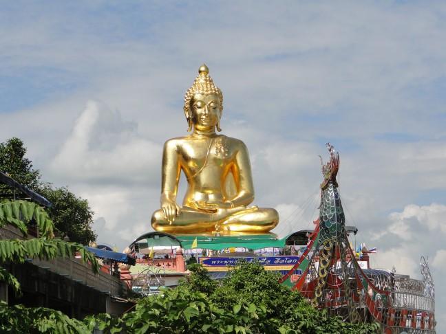 Boeddha schip