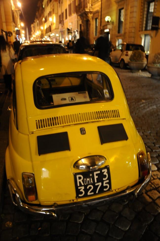 Fiat 500 Roma
