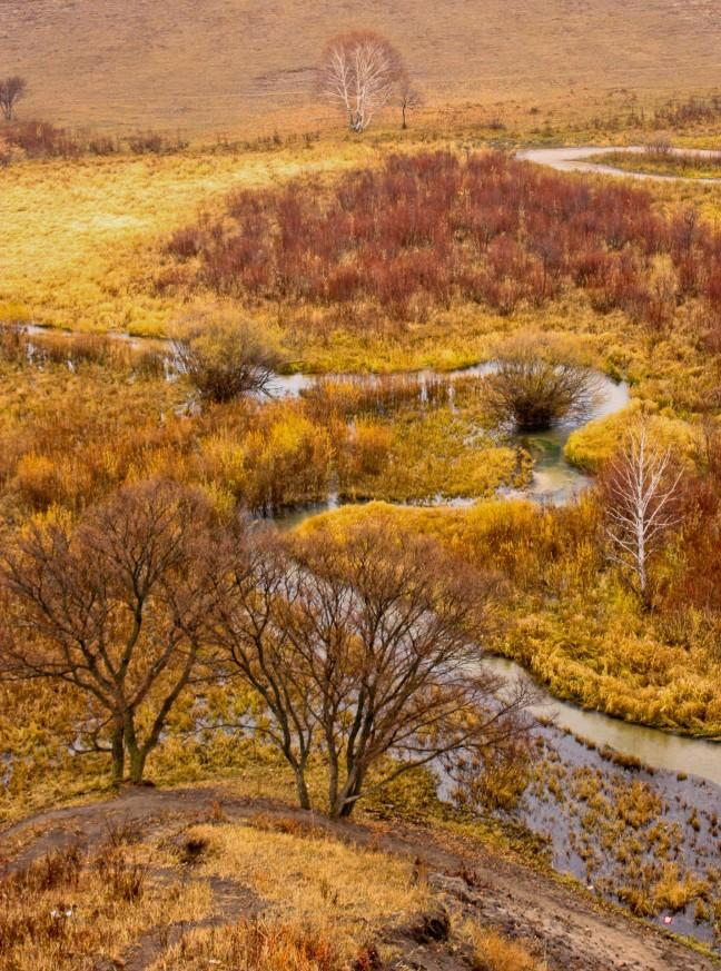 Herfst in Mulan