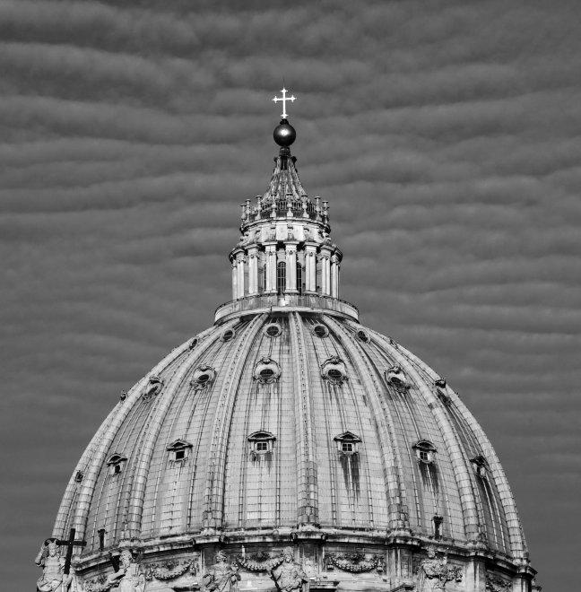 Sint Peter in Rome - Koepel