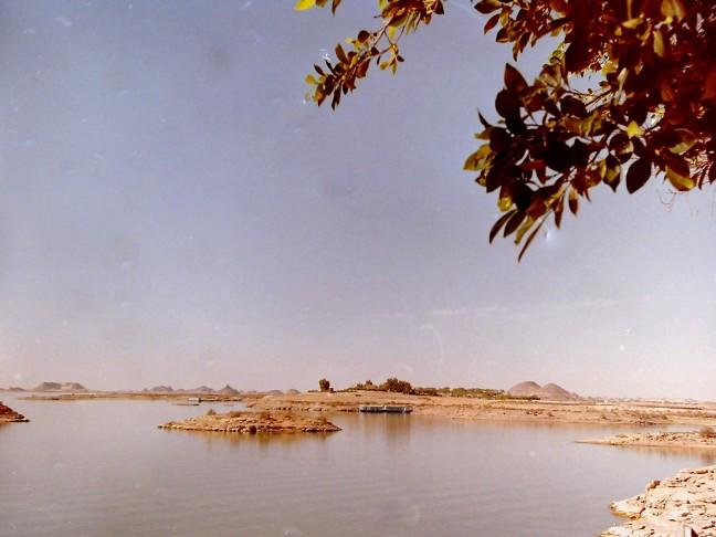 Nassermeer.
