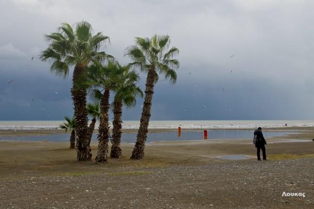 Strand Larnaca