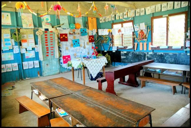 Schoolklas Fiji