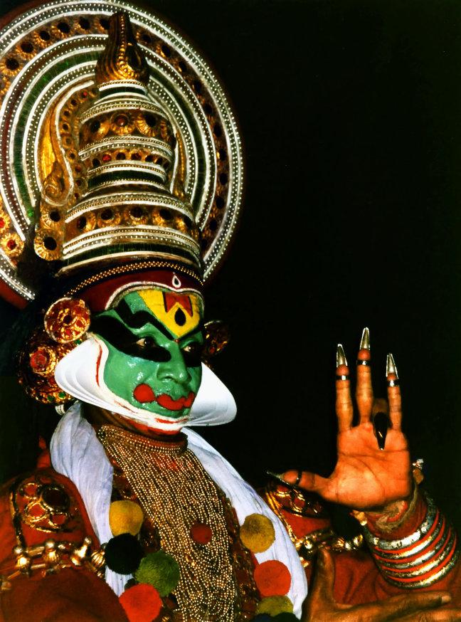 Kathakali, feestelijk theater