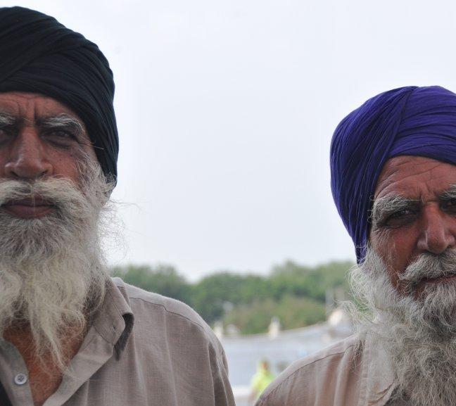 twee sikhs