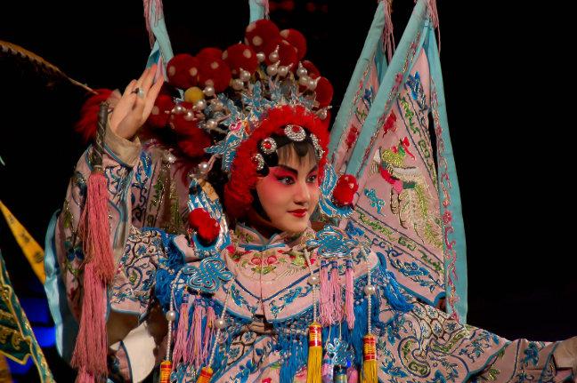 Sichuan Opera 4 ( of was het 3 )