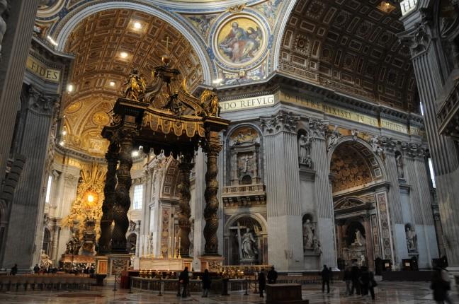 St. Pieter Rome