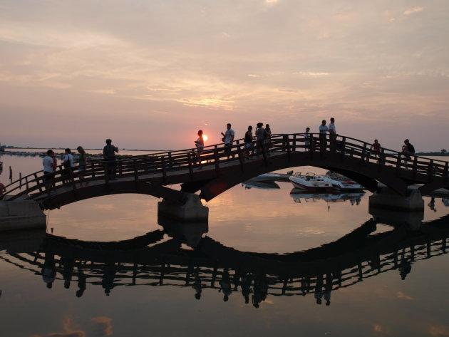 Romantische brug