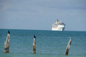 Cruise schip Key West