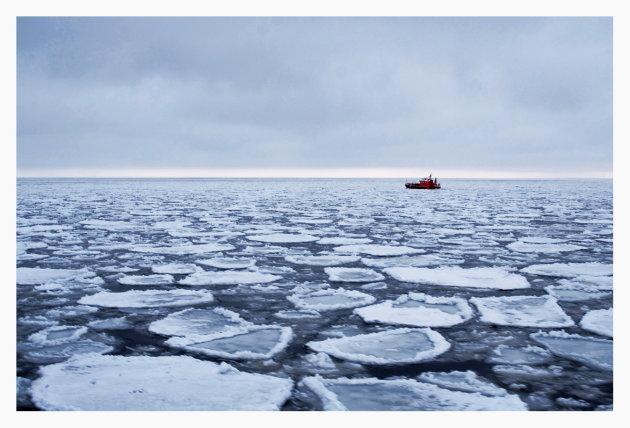 Op weg naar Noord Finland...