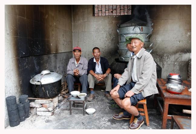 chinese keuken voor oudjes