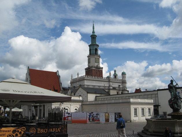 Marktplein Poznan