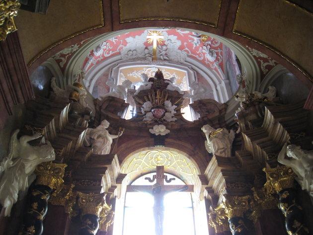 Barokkerk in Poznan