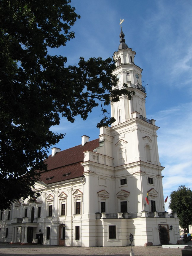 Stadhuis van Kaunas