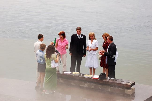 Bruiloft Irkoetsk