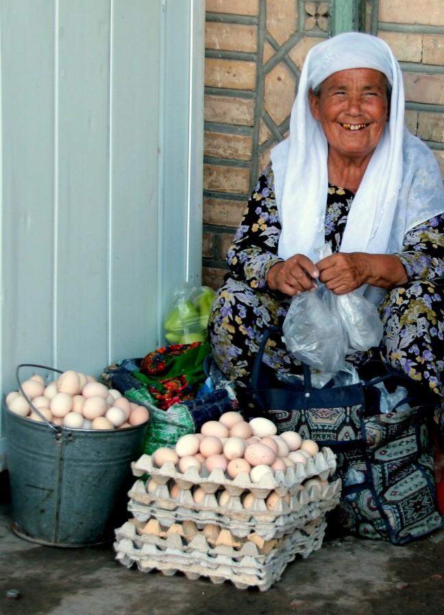 eieren te koop