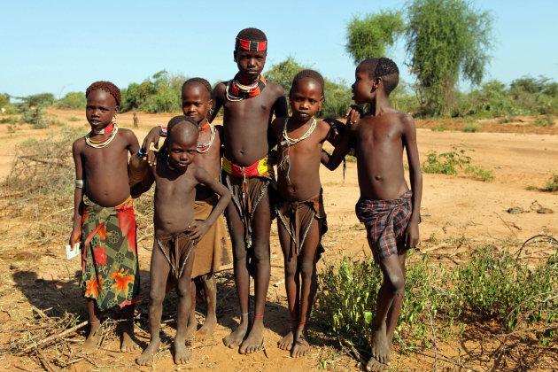Hamar kinderen