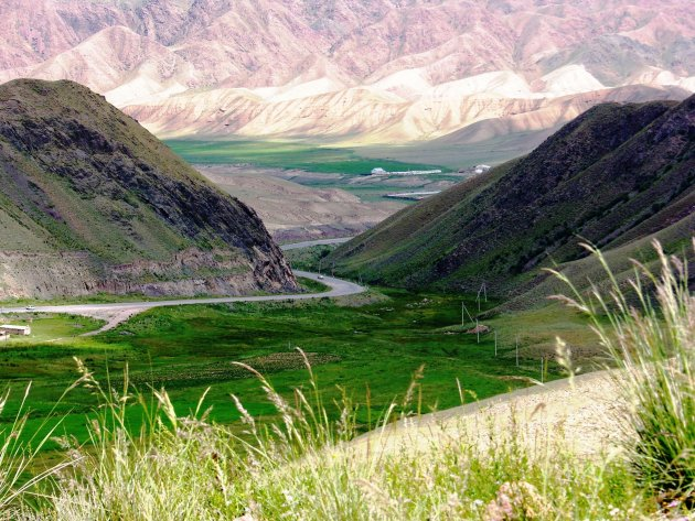Kirgizië natuur 2