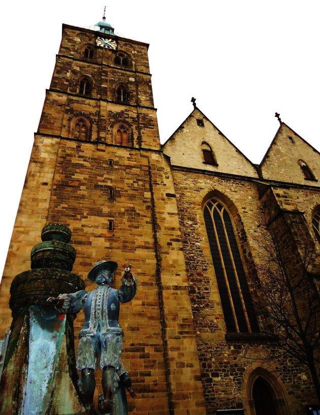 Kathedraal in Duitsland