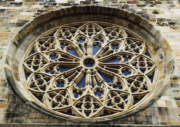 Detail Kathedraal