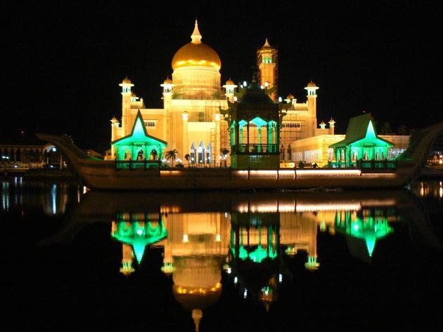 moskee in Brunei
