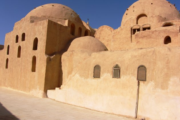 Coptisch klosster