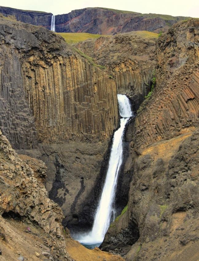 Basalt waterval