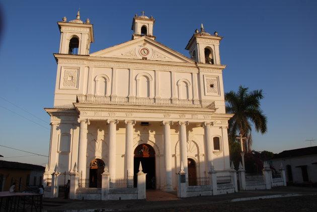 Dé kerk van Suchitoto