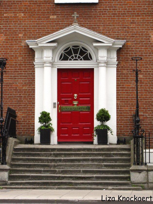 Typische Ierse huizen