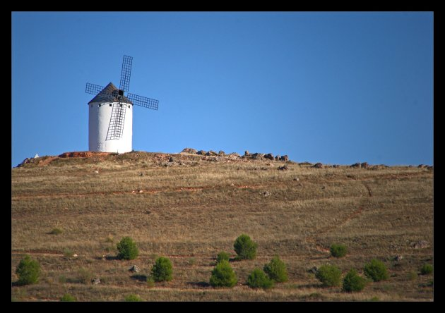 De windmolens van Don Quijote