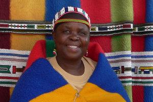 Ndebele vrouw