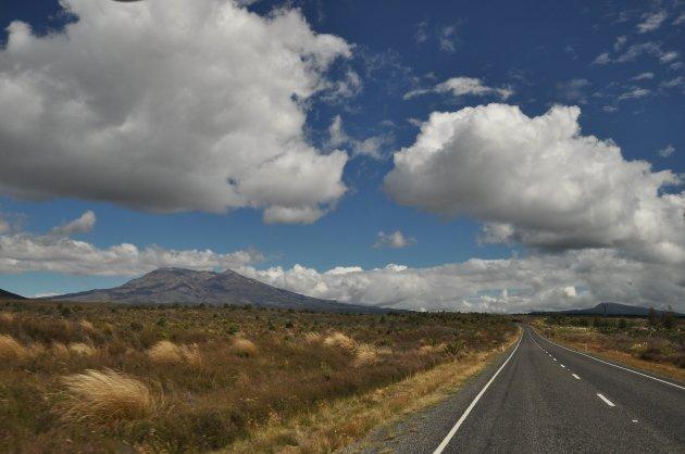 De weg naar Tongariro